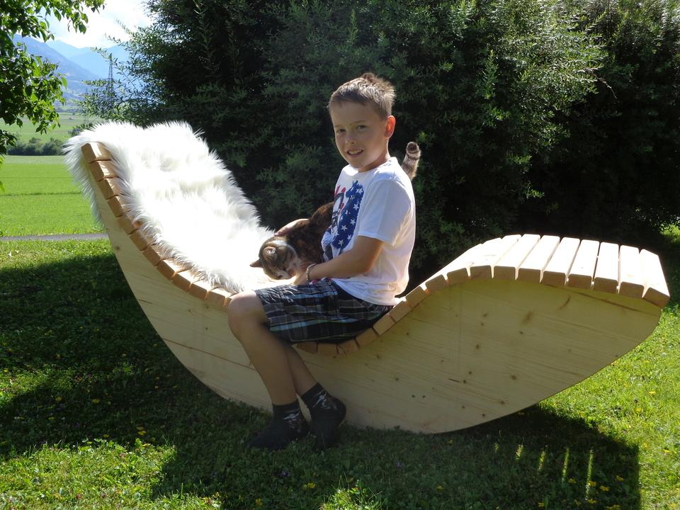 Relaxliege selber bauen  Relaxliege Selber Bauen | tentfox.com